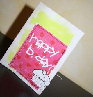 Card erika