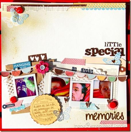 little SPECIAL memories