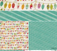 Crate Paper - Sparkle - Snowy Days Paper