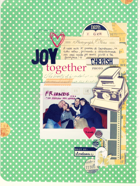 Joy together
