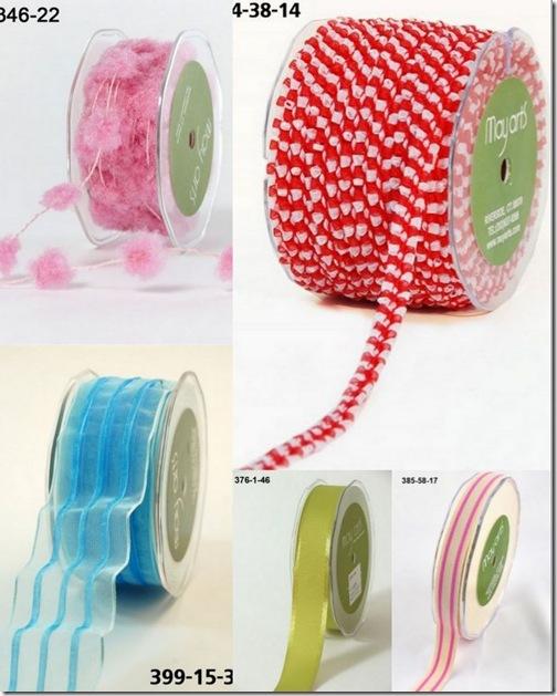 my arts - ribbon nastri