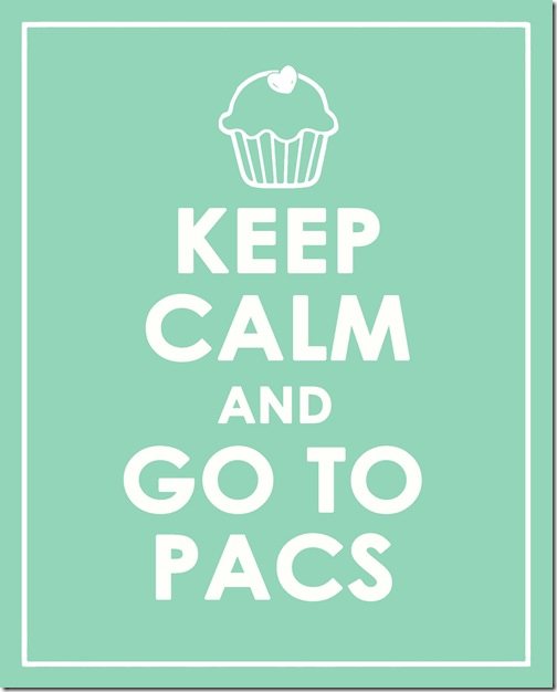 KEEP CALM PACS