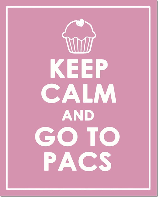 KEEP CALM PACS 2