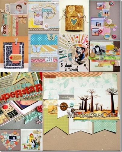 studio calico - collage