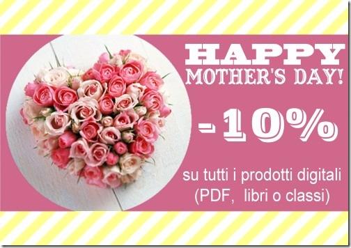 scrapbookiando - festa della mamma - promozione