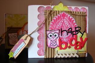 Card Happy B-Day 2